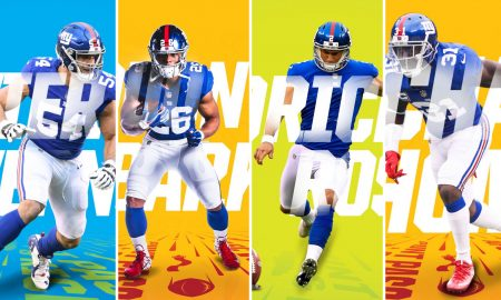 Pro Bowl Selections For The New York Giants