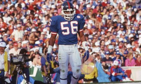 Lawrence Taylor Autograph Signing 3/9/19