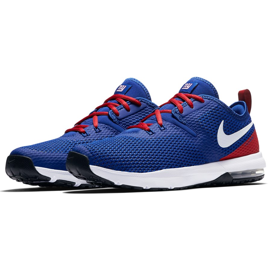Men's Nike Royal/Red New York Giants Air Max Typha 2 Shoes