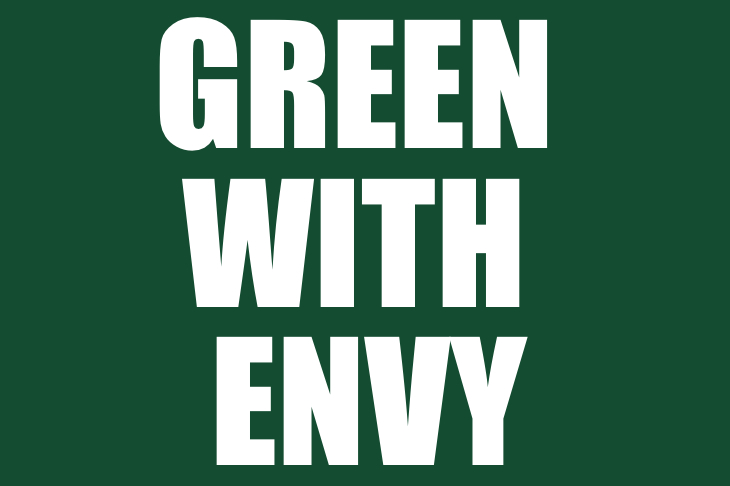 NY Jets are green with envy