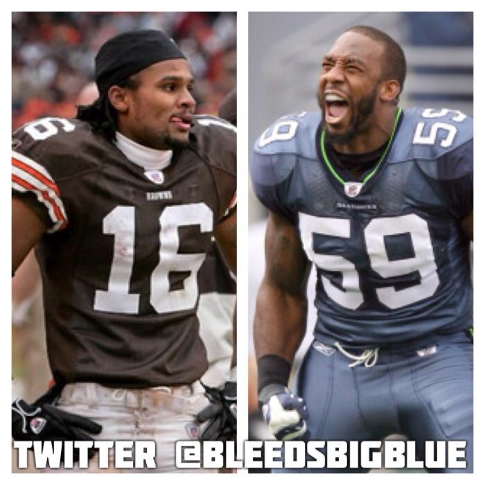 Both WR/KR Josh Cribbs and LB Aaron Curry will take physicals, with The Giants today.