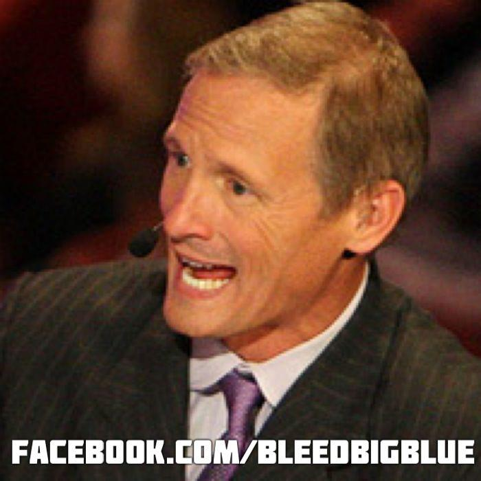 Mike Mayock Giants 2013 NFL Draft