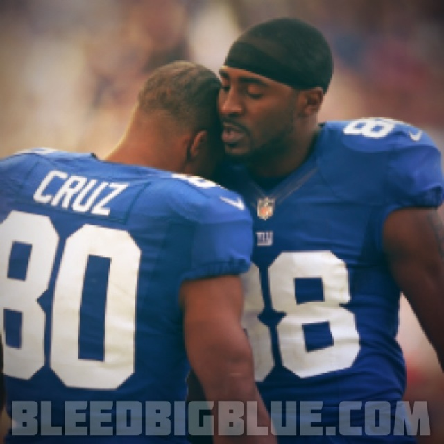 Hakeem Nicks contact