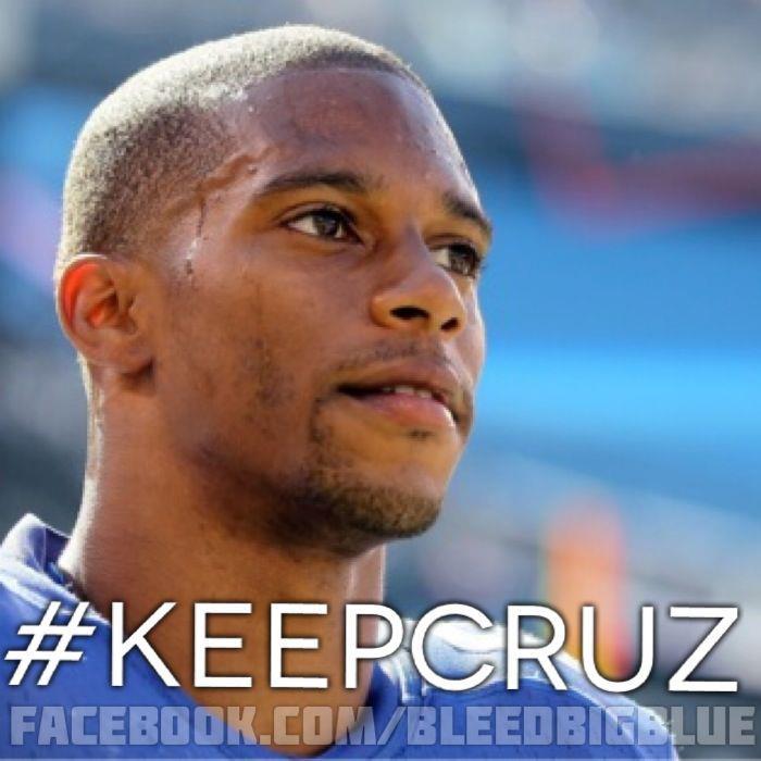 Keep Victor Cruz