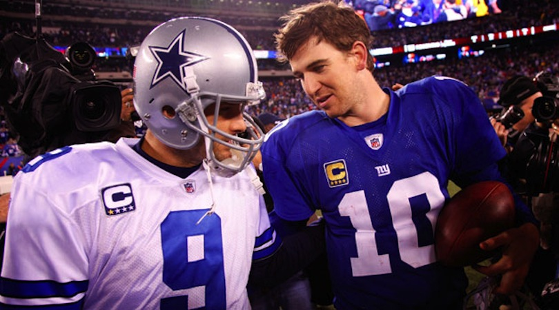 Dallas Cowboys Vs New York Giants Preview