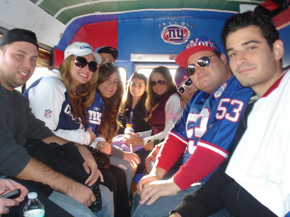 Blu Bus Ready to go