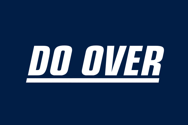 New York Giants Do Over