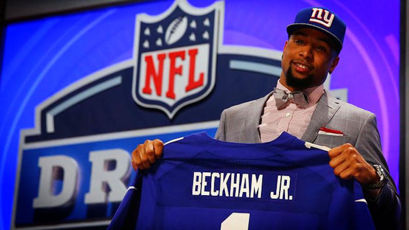 NY Giants 2014 Draft Class