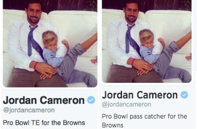 Jordan-Cameron-twitter-bio-change