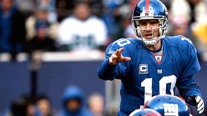 Eli Manning Expectations