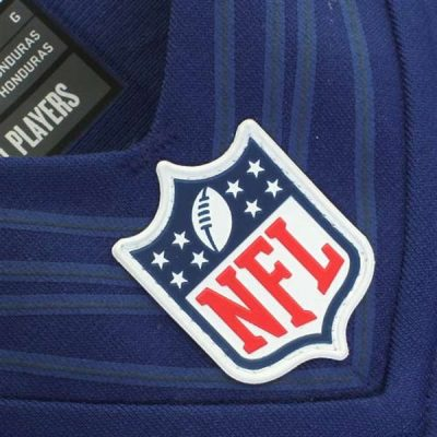 Eli Manning Nike Limited Jersey Emblem View