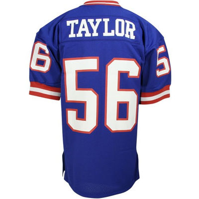 new concept 09fb8 9466d Lawrence Taylor Mitchell & Ness Jersey