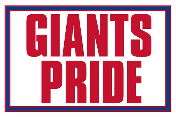 Giants Pride