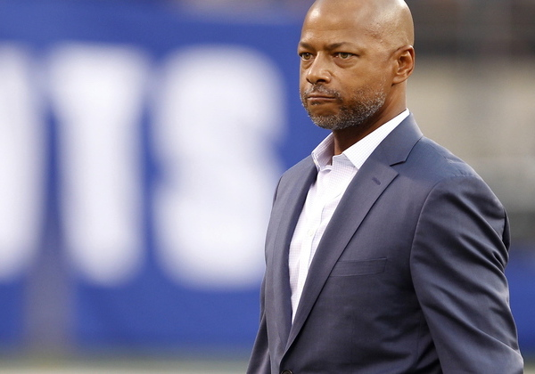 Jerry Reese Drafts Wide Receivers