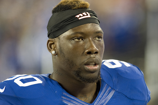 Jason Pierre-Paul Injured In Fireworks Accident