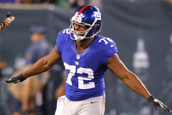 Osi Umenyiora To Retire As A Giant