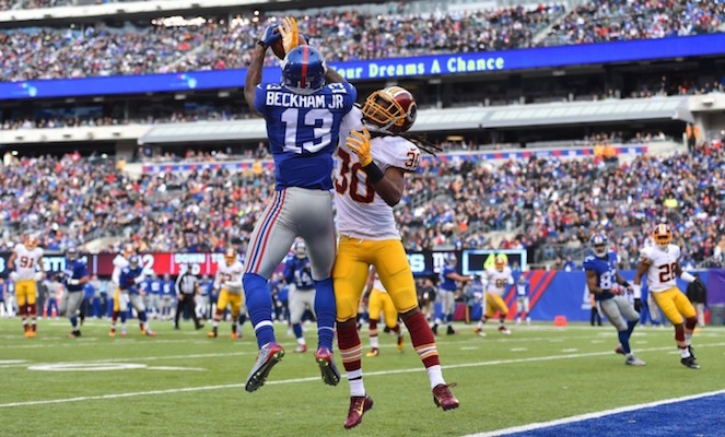 The Giants Look To Rebound Against Washington