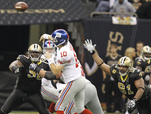 Breaking Down The Saints vs Giants