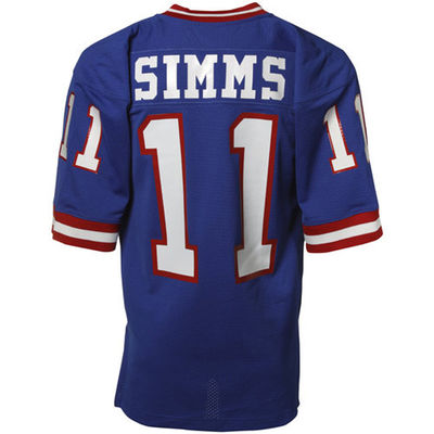 check out e890c 06da6 Phil Simms Mitchell & Ness Jersey
