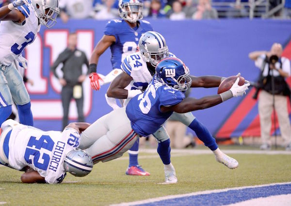 Takeaways From The Giants Win Vs Dallas