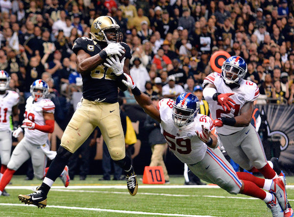 Giants Outgunned In A Superdome Shootout