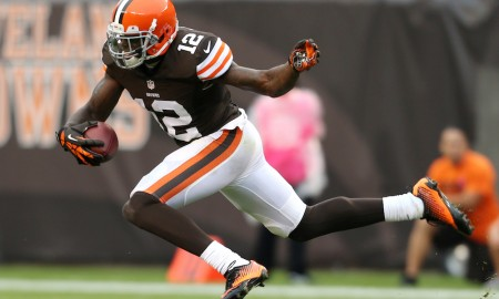 Is Josh Gordon To The Giants A Real Possibility?