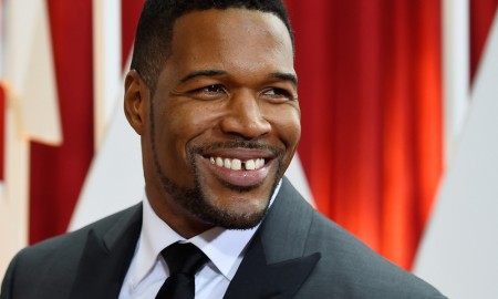 Michael Strahan To Host $100,000 Pyramid Revival.