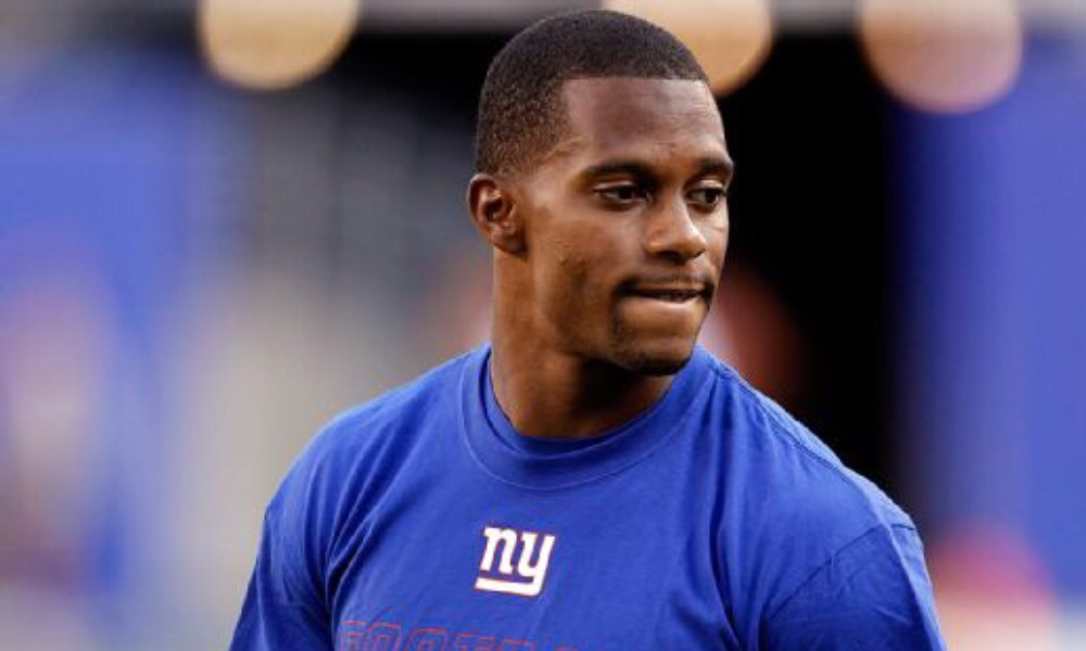New York Giants WR Victor Cruz Resumes Running.