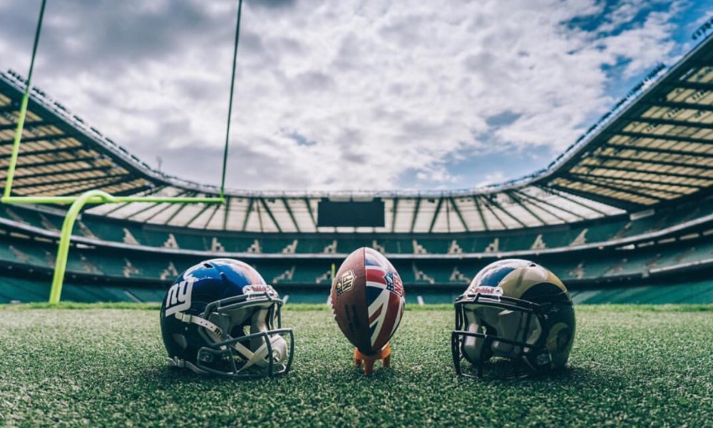 NFL Monitoring UK Brexit Situation New York Giants vs. The Los Angeles Rams in London.