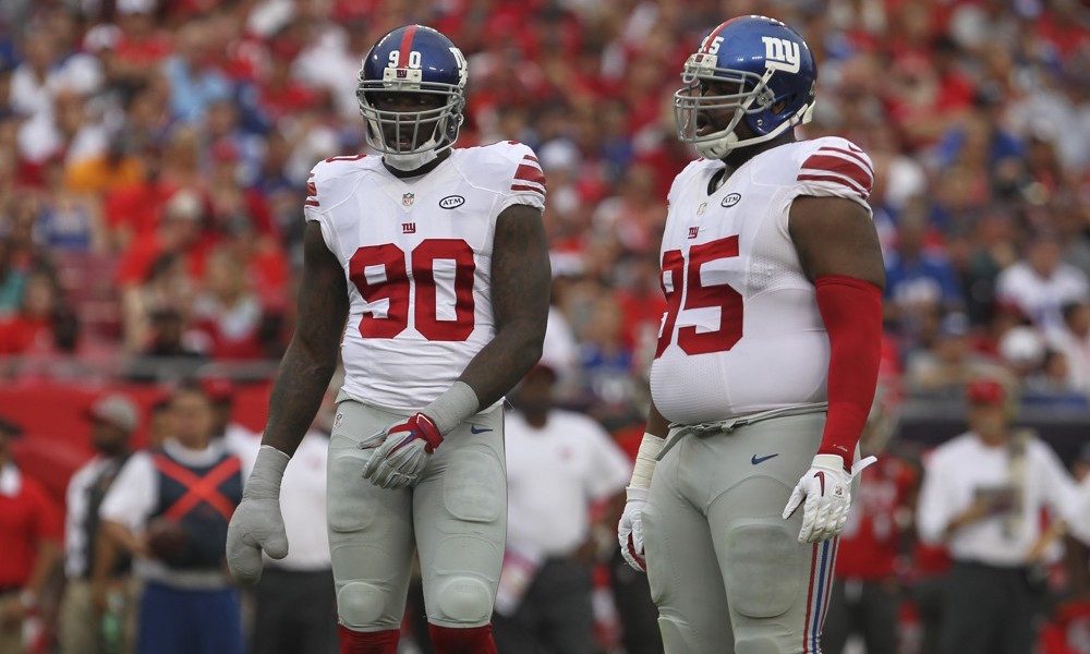 The Return of the Big Blue Wrecking Crew?
