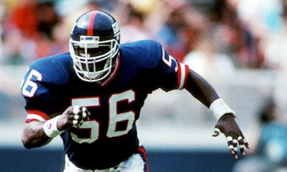 Lawrence Taylor Autograph Signing
