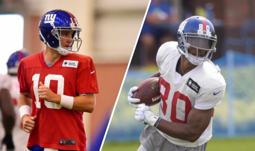 Eli Manning, Victor Cruz Will Sit In Giants' Preseason Opener