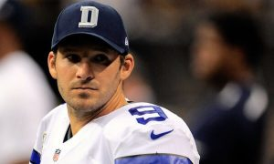 Tony Romo Sidelined Till Midseason?