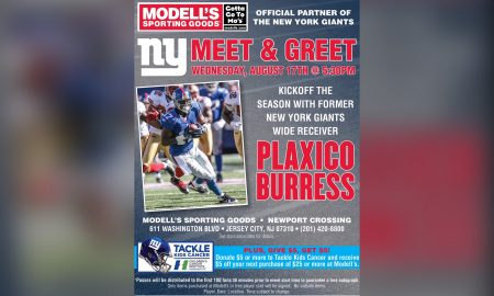 Plaxico Burress Meet & Greet