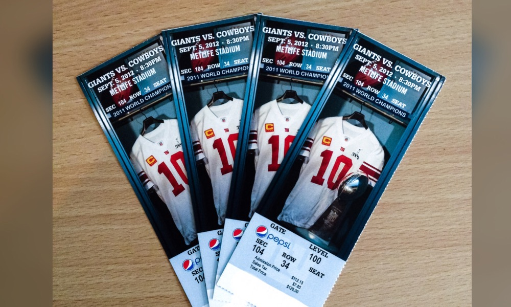 low cost 20436 c8d02 Cheap NY Giants Tickets - Bleedbigblue.com
