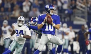 Quick Notes September 11, 2016 Giants vs Cowboys