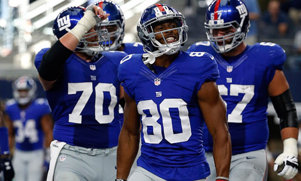 New York Giants Win In A Vintage NFC East Battle
