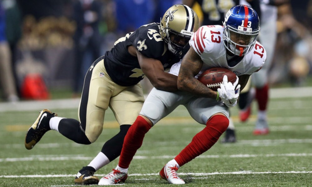 Giants vs. Saints showdown rematch