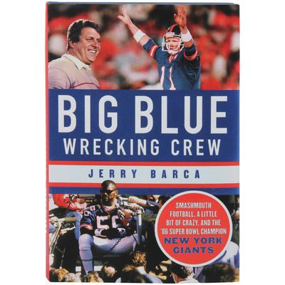 Big Blue Wrecking Crew by Jerry Barca