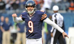 Giants sign placekicker Robbie Gould
