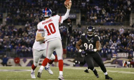 New York Giants Look To Spark Versus Ravens