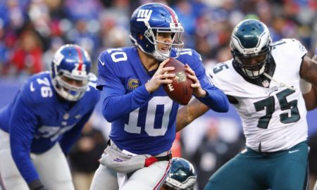 December 22, 2016 Giants vs Eagles