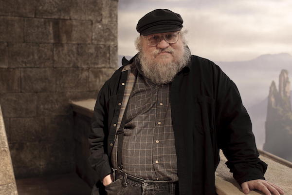 George R. R. Martin New York Giants Fan