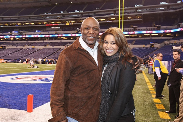 Jordin Sparks New York Giants Fan