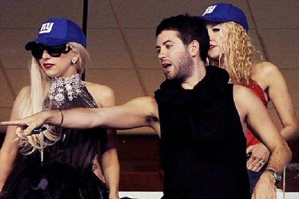 Lady Gaga New York Giants fan