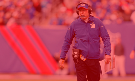 Tom Coughlin always said talk is cheap play the game