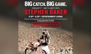 Stephen Baker Meet & Greet