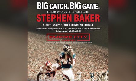 Stephen Baker Meet & Greet