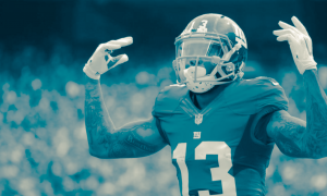 Top 5 New York Giants Wide Receivers in Franchise History