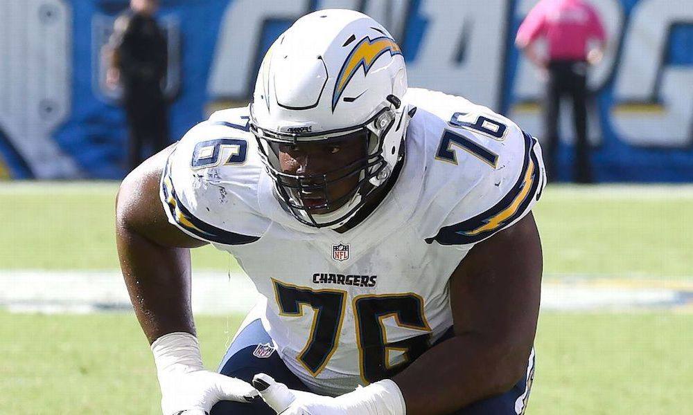 DJ Fluker agrees to a one-year deal with the Giants